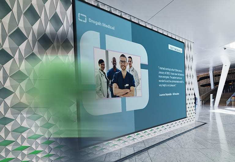 How Hospital Digital Signage Improves Patient Experience