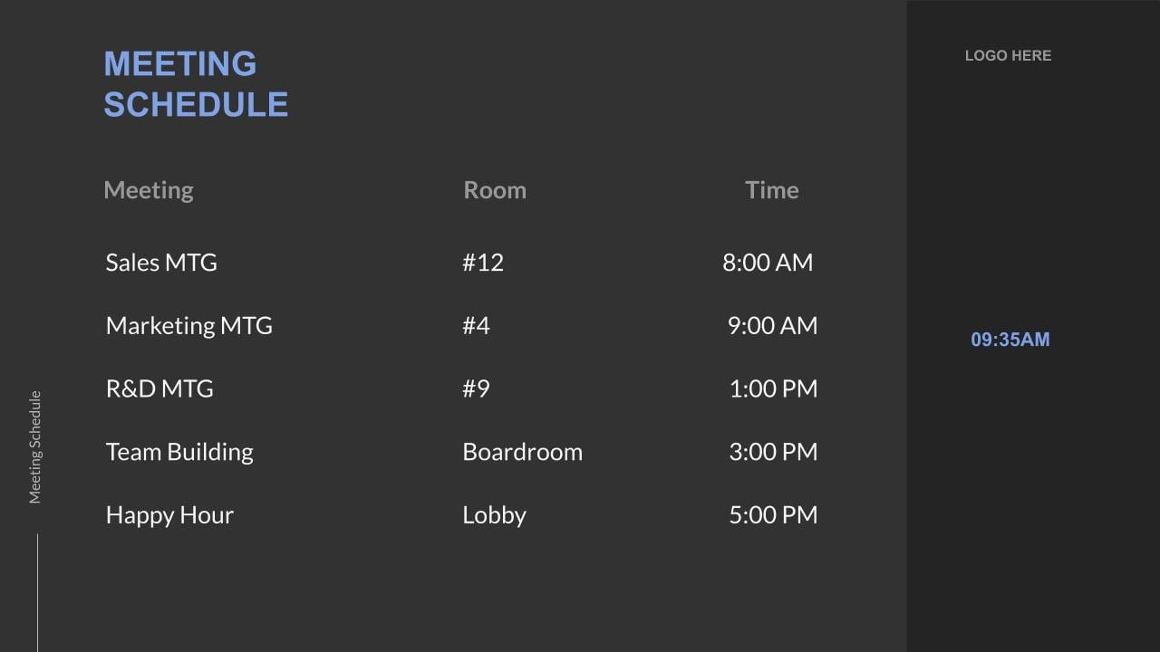 Schedule Template.pptx